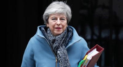 Il Parlamento britannico ha respinto nuovamente l'accordo su Brexit