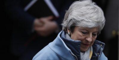Il Parlamento britannico ha respinto l'accordo su Brexit, di nuovo