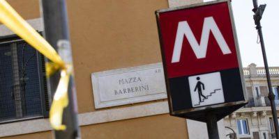 Ci sono tre stazioni della metropolitana chiuse nel centro di Roma