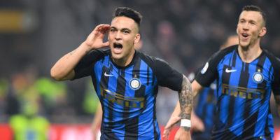 L'Inter ha vinto il derby di Milano ed è tornata terza in classifica