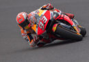 Marc Marquez partirà in pole position nel Gran Premio d'Argentina di MotoGP