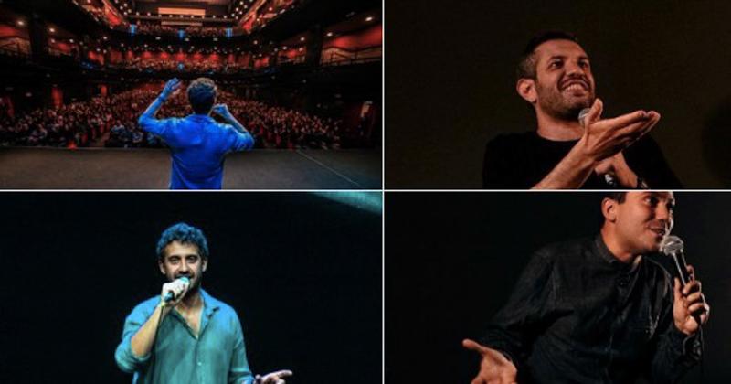 Netflix pubblicherà tre spettacoli dei comici italiani Edoardo Ferrario, Francesco De Carlo e Saverio Raimondo