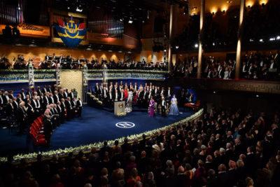 La fondazione che gestisce il premio Nobel ha confermato che quest'anno verranno assegnati sia il premio per la letteratura del 2018 che quello del 2019