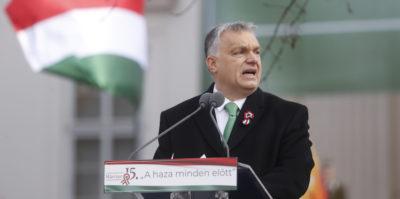 L'Ungheria ha sospeso a tempo indefinito la riforma sul sistema giudiziario