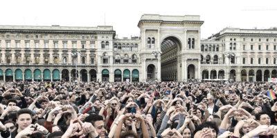 Le foto della manifestazione di Milano per l'integrazione