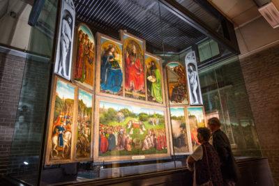 La storia avventurosa di una pala d'altare