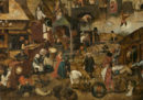 «Avere il tetto coperto di torte» era una gran cosa ai tempi di Bruegel