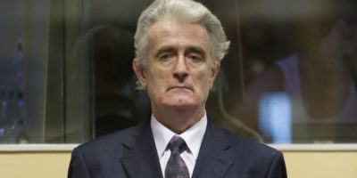 Radovan Karadžić, l'impostore