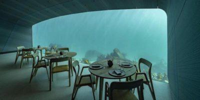 In Norvegia aprirà il più grande ristorante subacqueo al mondo