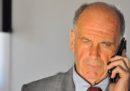 L'ex presidente della Valle d'Aosta Augusto Rollandin è stato condannato a 4 anni e 6 mesi per corruzione