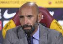 La Roma ha raggiunto un accordo per la rescissione consensuale con il suo direttore sportivo, lo spagnolo Monchi