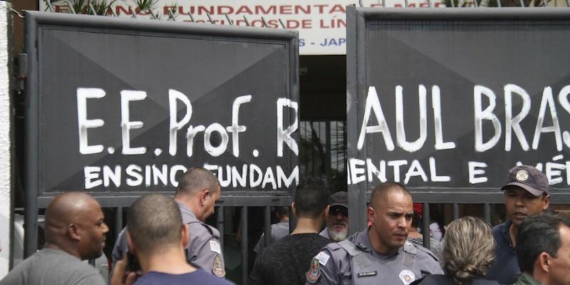 Brasile, sparatoria in una scuola