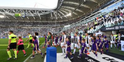 Una grande giornata per il calcio femminile italiano