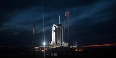 SpaceX ha lanciato la capsula Crew Dragon verso la Stazione Spaziale Internazionale