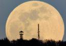 Le foto della superluna