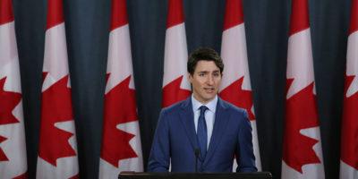 """Justin Trudeau ha nominato una nuova ministra a causa del cosiddetto """"affaire SNC-Lavalin"""""""