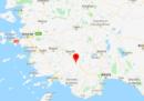 C'è stato un terremoto di magnitudo 5.8 in Turchia