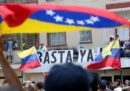 Le manifestazioni di sabato in Venezuela