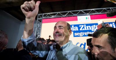 Nicola Zingaretti è il nuovo segretario del PD
