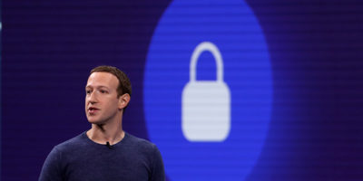 Ora Zuckerberg è diventato fan della privacy