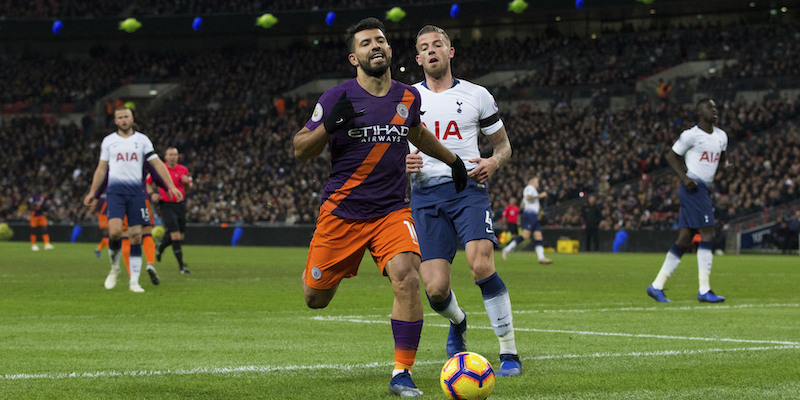 Tottenham-Manchester City, il derby inglese in Champions League