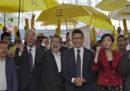 Nove attivisti di Hong Kong sono stati dichiarati colpevoli per il loro coinvolgimento nelle proteste del