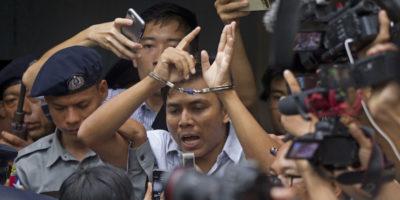 La Corte Suprema del Myanmar ha rifiutato la possibilità di ricorrere in appello ai due giornalisti diReuters condannati per avere violato segreti di stato