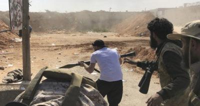 In Libia si continua a combattere