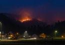 In Norvegia 148 case sono state evacuate a causa di un incendio vicino al paesino di Sokndal