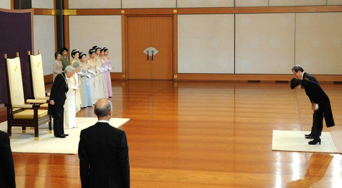 GIAPPONE Naruhito è il nuovo imperatore del Giappone