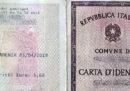 Sulla carta d'identità dei e delle minorenni è tornata la dicitura