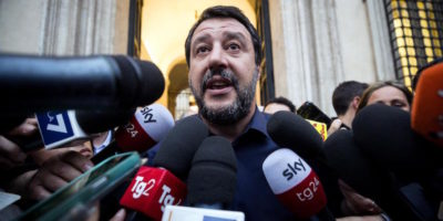 Quanto lavora Salvini?