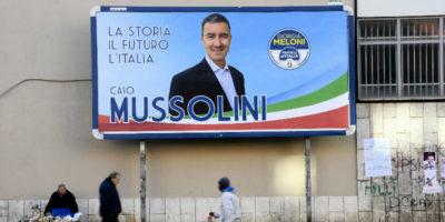 Chi è Caio Giulio Cesare Mussolini
