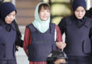 Anche la seconda donna accusata dell'omicidio di Kim Jong-nam, il fratellastro di Kim Jong-un, sarà rilasciata