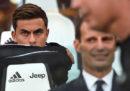 La Juventus vince lo Scudetto domenica se