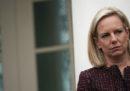 Kirstjen Nielsen si è dimessa da segretaria per la sicurezza nazionale dell'amministrazione Trump