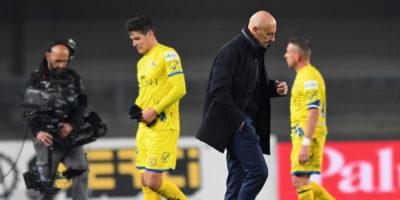 Il Chievo Verona è matematicamente retrocesso in Serie B