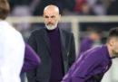Stefano Pioli si è dimesso da allenatore della Fiorentina