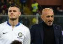 Icardi è tornato a giocare per l'Inter
