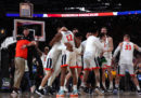 Virginia ha battuto Texas Tech vincendo il campionato di basket dei college americani