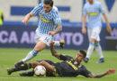 La Spal ha battuto la Juventus per 2-1