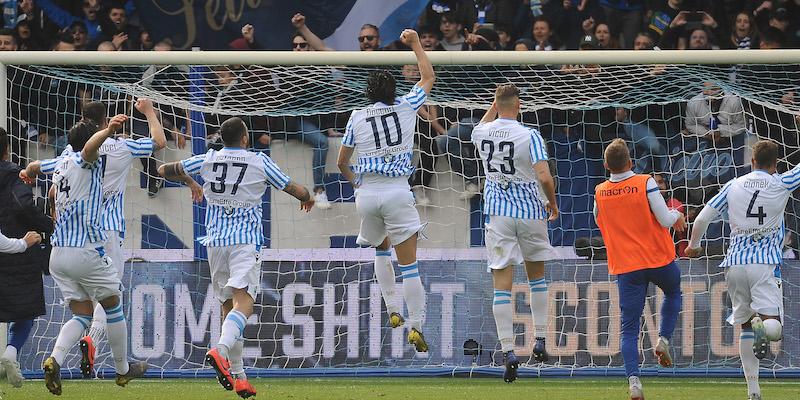 Le partite della 32ª giornata di Serie A