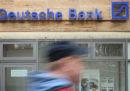 Trump ha fatto causa alla Deutsche Bank per impedirle di diffondere documenti sui suoi affari