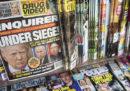 Il National Enquirer è stato venduto per 100 milioni di dollari a James Cohen, CEO di Hudson Group