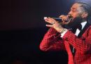 Il rapper Nipsey Hussle è stato ucciso a Los Angeles