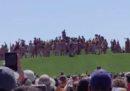 I video dei canti gospel diretti da Kanye West al Coachella