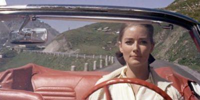 Addio a Tania Mallet, la Bond girl di 'Goldfinger'