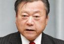 Il ministro giapponese per l'organizzazione delle Olimpiadi del 2020 si è dimesso a causa di una frase offensiva sul terremoto del 2011