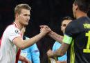 Ajax-Juventus, andata dei quarti di finale di Champions League, è finita 1-1