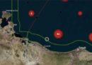 Da ieri sera non si hanno notizie dei circa 50 migranti a bordo di un'imbarcazione che aveva segnalato la sua posizione al largo della Libia